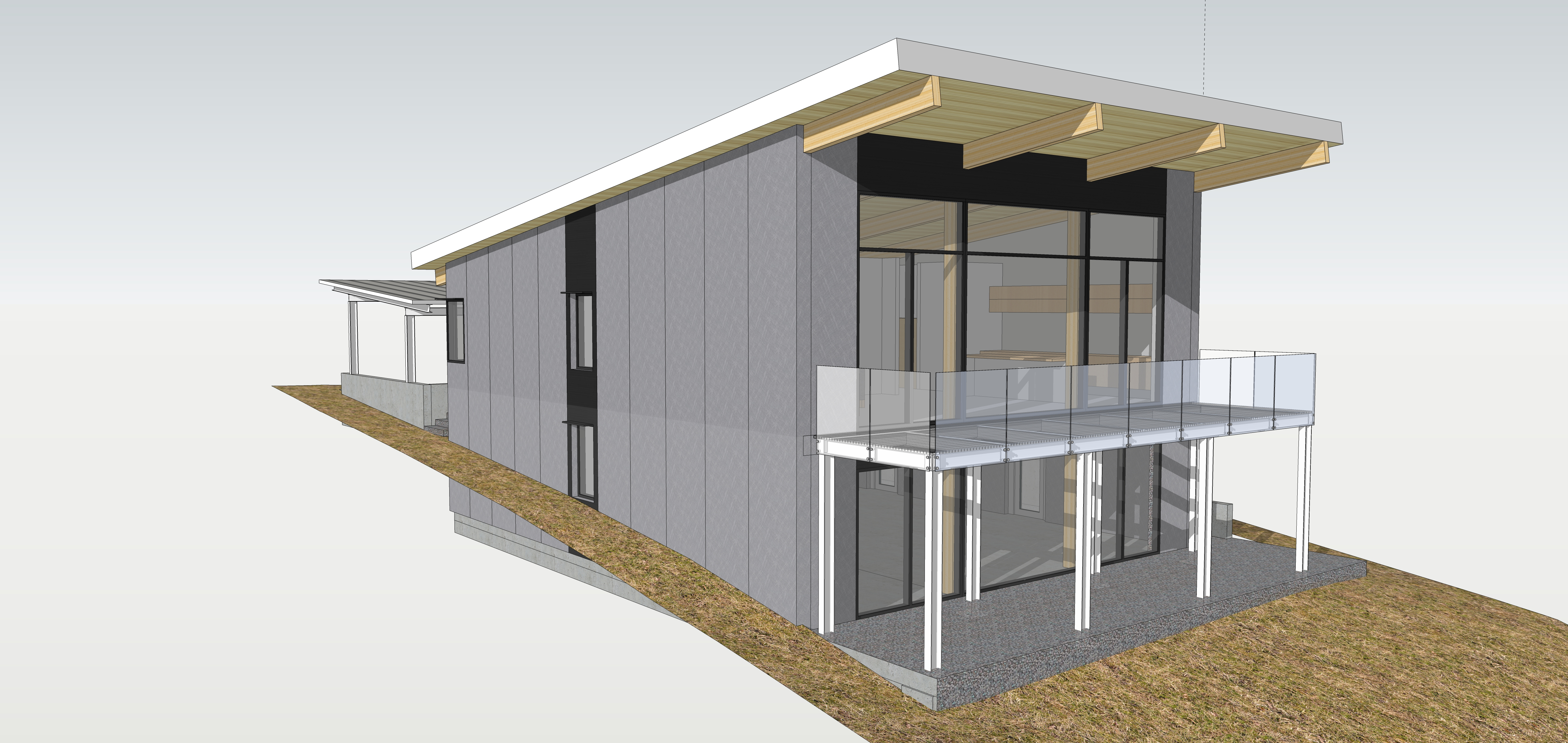 Seaview Passive House