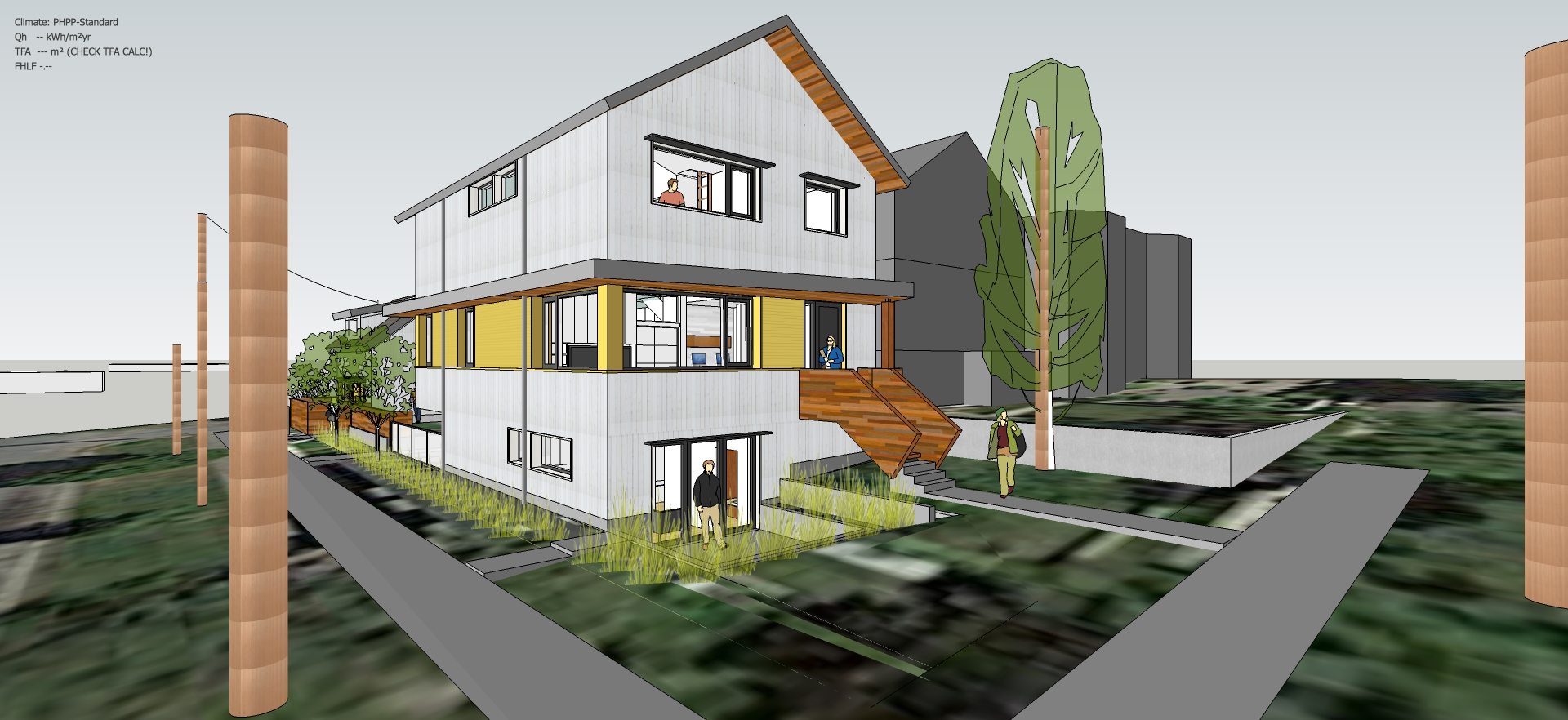 E.38th Passive House and LWH